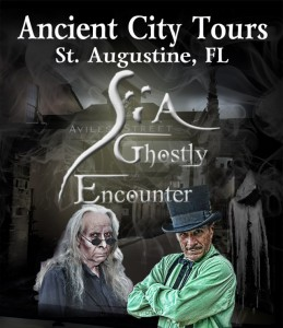St Augustine ghost tours